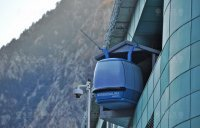 Kabinowa kolejka górska Grandvalira Andorra