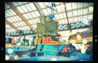 Piracka łódź, Aquapalace Čestlice