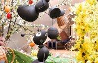 Wiosenna dekoracja, OC Letňany
