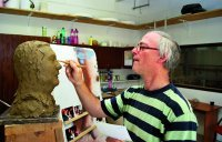 Rzeźbiarskie studio