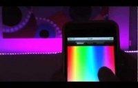 Zmiana koloru dekoracji za pomocą aplikacji